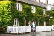 The Greyhound Inn in Aldbury