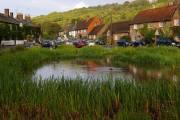 Aldbury, quaint little village near St Albans, a bit of ye olde England