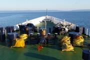 Ferry across to Nova Scotia