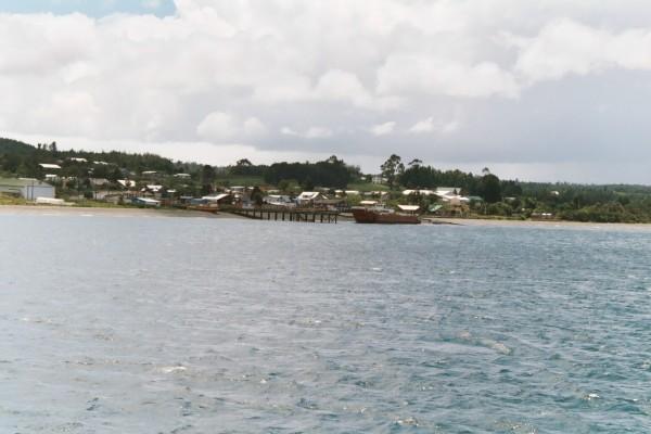 Ferry to Chiloé